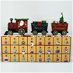 Santas Train Advent Calendar